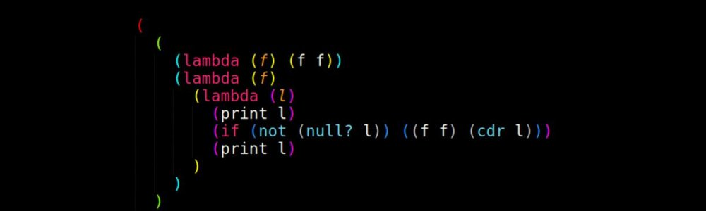 Anonymous Recursion in JavaScript