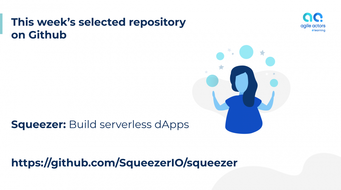 Squeezer: Build serverless dApps