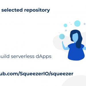 Squeezer: Build serverless dApps