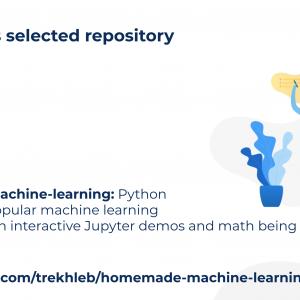 Homemade Machine Learning