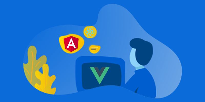 Angular vs React vs Vue: Stats about the battle of Javascript technologies