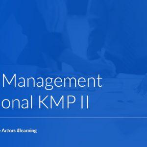 Kanban Systems Improvement (KMP II)