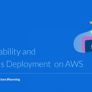 High Availability and Continuous Deployment on AWS