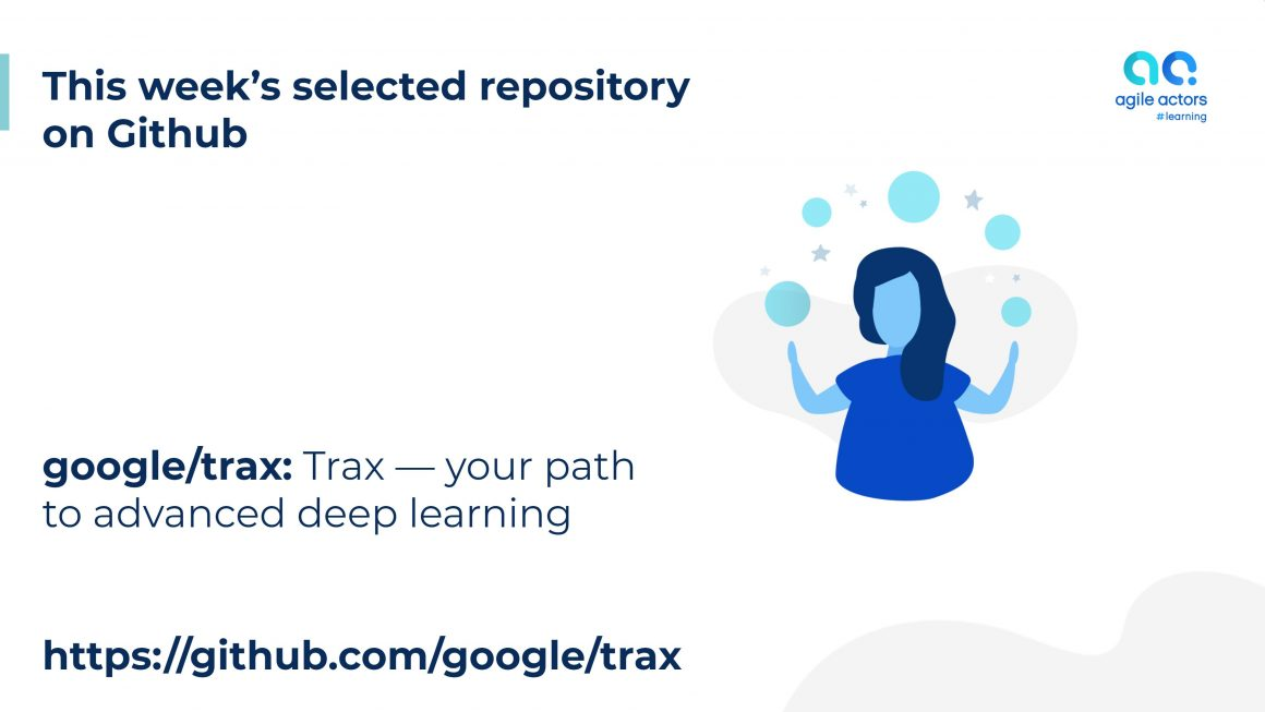 Trax — your path to advanced deep learning