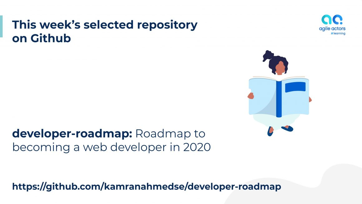 developer-roadmap: Roadmap to becoming a web developer in 2020